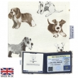 Woof Blue Badge and Parking Clock Wallet