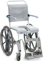 Aquatec S/P Shower and Commode Wheelchair - Dismantles