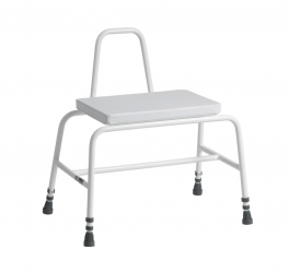 Extra Wide Bariatric Perching Stool