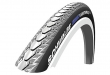 Schwalbe Marathon Plus Puncture Resistant Wheelchair Tyre-Grey
