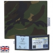 Army Camo Blue Badge & Parking Clock Wallet