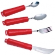Red-Handled Children's Cutlery