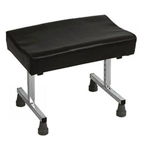 Adjustable Footstool Without Castors