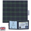 Black Watch Blue Badge & Parking Clock Wallet