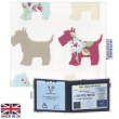 Scottie Dogs, Blue Badge and Parking Clock Wallet