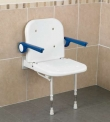 Wall Mounted Shower Seat Bariatric