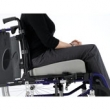 Matrx Flo-Tech Contour Lo-Back Wheelchair Cushion