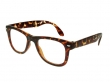 Folding Pocket Specs Tortoise Shell Frame Reading Glasses