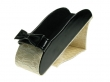 Glasses Case Shoe Design Cream/Black