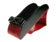 Glasses Case Shoe Design Red/Black
