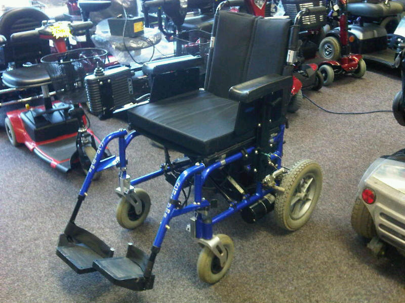 Ex Showroom Wheelchairs