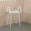 Lightweight Shower Perching Stool