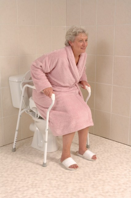 Swell Uplift Toilet Seat Commode From Active Mobility Centre Caraccident5 Cool Chair Designs And Ideas Caraccident5Info