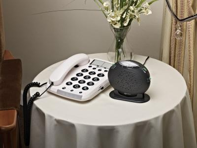 telephone ring indicator flashing light. Black Bedroom Furniture Sets. Home Design Ideas
