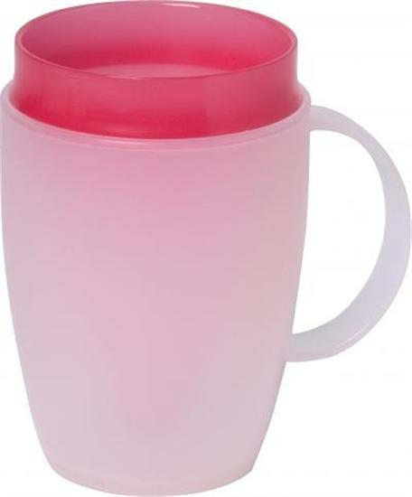 Insulated Thermo Mug With Extra Large Handles