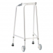Ultra Narrow Walking Frame With Wheels