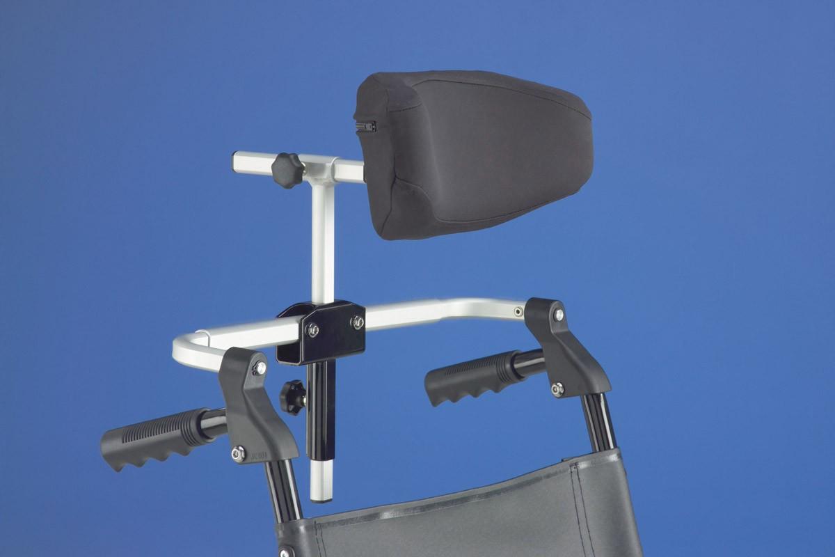 Supa Head Wheelchair Headrest