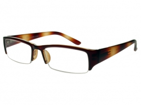 Cambridge Brown Frame Reading Glasses