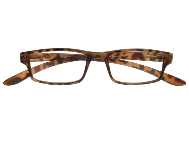 Tortoise Shell Glasses Half Frame : Neck Specs Tortoise Shell Frame Reading Glasses