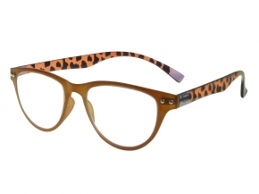 Tunis Brown Frame Reading Glasses