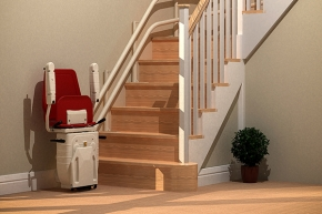 Infinity Curved Stairlift