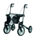 Topro Olympus Outdoor Rollator + Free Backrest