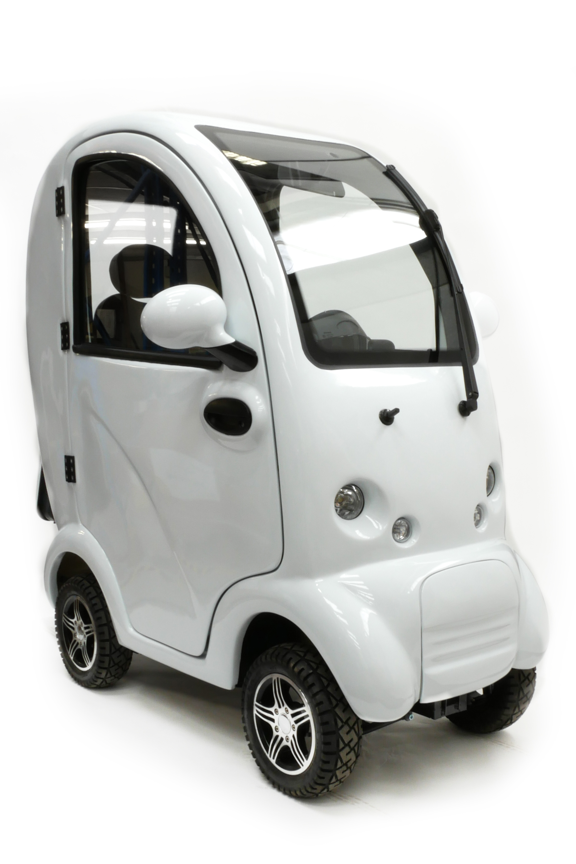 Cabin Car Scooter Mobility Scooter From Active Mobility