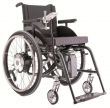 Alber E-Fix E35/36 Converts A Manual Chair Into Power Chair