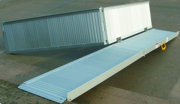 Aluminium Ramp for Wheelchairs and Scooters
