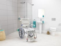 Aquatec Ocean Ergo S/P Shower/Commode Chair