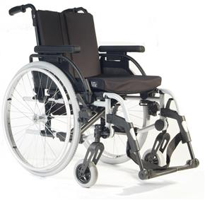 Breezy Rubix Self-Propelled Wheelchair