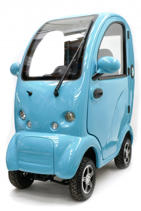 Cabin Car Scooter | Mobility Scooter from Active Mobility