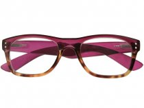 Chester Purple And Tortoise Shell Frame Reading Glasses 1