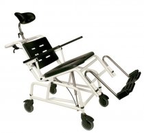 Combi Tilt in Space Shower and Commode Chair 1