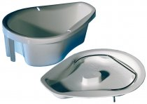 Combi Tilt in Space Shower and Commode Chair 5