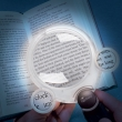 Comfort Grip Magnifier With Light