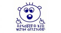 Disabled Kid With Attitude (20)