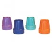 Coloured Ferrules 19mm - Sold in Pairs