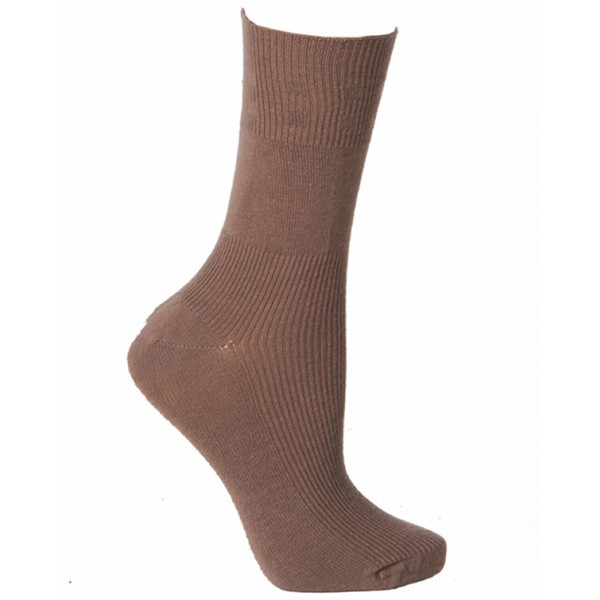 Extra Roomy Cotton-rich Softhold Lightweight Seam-free Socks