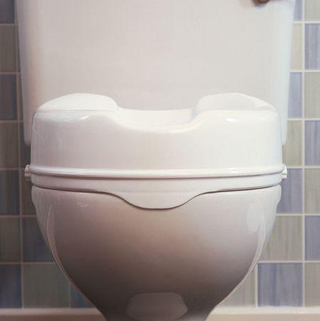 Savanah Raised Toilet Seat Without Lid