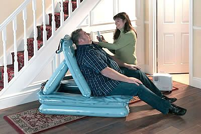 Camel Air Moving Elevating Lift For Bariatric Use