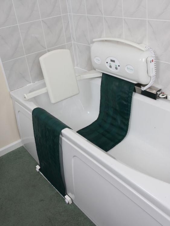 Booster Bath Tub