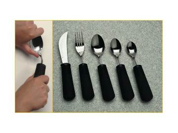 Good Grips Bendable Cutlery