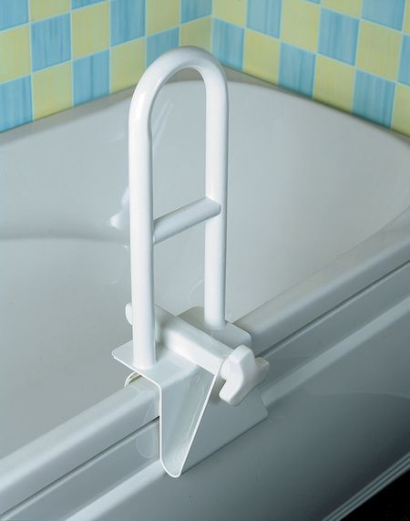 Grab Bar Deluxe Bathtub