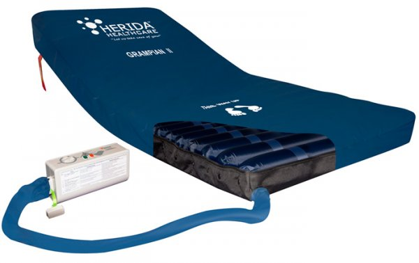 Herida Grampian 2 Airflow Mattress Overlay