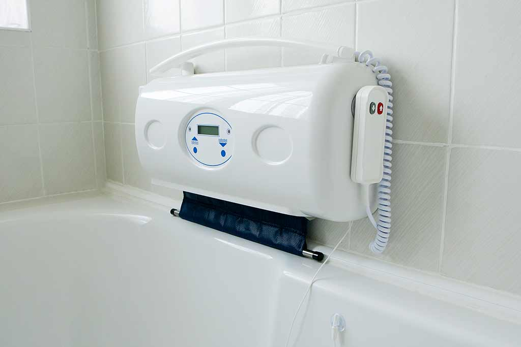 Active Bath Lift Belt Lift Rechargeable Battery Powered