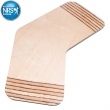 Bariatric Heavy Duty Curved Transfer Board