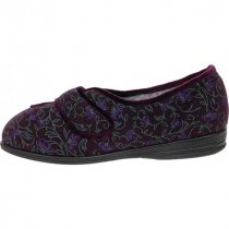 Ladies Dianne Seam Free Slipper 2