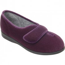 Ladies Dianne Seam Free Slipper 6