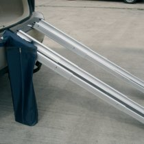 Lightweight Telescopic Wheelchair Ramps
